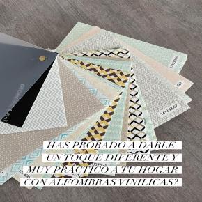Las alfombras vinílicas además de ser prácticas i lavables aportan un aspecto fresco y diferente a tu hogar! Las has probado? Las hacemos a la medida que necesites!  #deco #estilo #decoracion #decoraciondeinteriores #homedecor #interiordesign #diseñodeinteriores #alfombras #alfombrasvinilicas