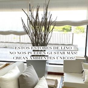 Os gusta el lino tanto como a nosotros?🥰  #linen #lino #homedecor #cortinas #curtains #deco