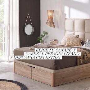 Aprovecha el espacio en tu dormitorio con un canapé con el diseño que tu elijas, así como los tejidos del cabezal que pone la guinda al pastel para un dormitorio de ensueño. Los colchones de @gomarcodescanso y el diseño de sus complementos son 🔝 y los tenemos disponibles para que elijas la opción que más se adapte a tus necesidades y tu personalidad!   #colchon #descanso #dormir #dormirbien #canape #cabezal #deco #decoracion #hogar #decoraciondeinteriores #interiordesign #terrassa #terrassacomerç